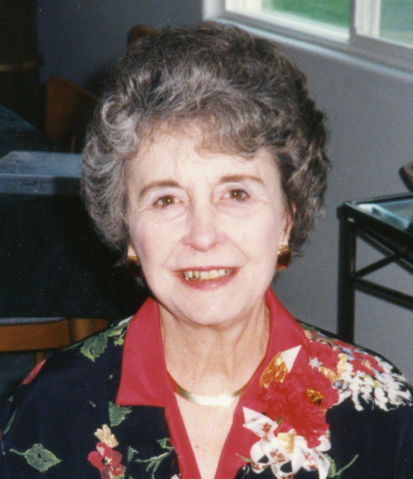 Virginia Mae Warren