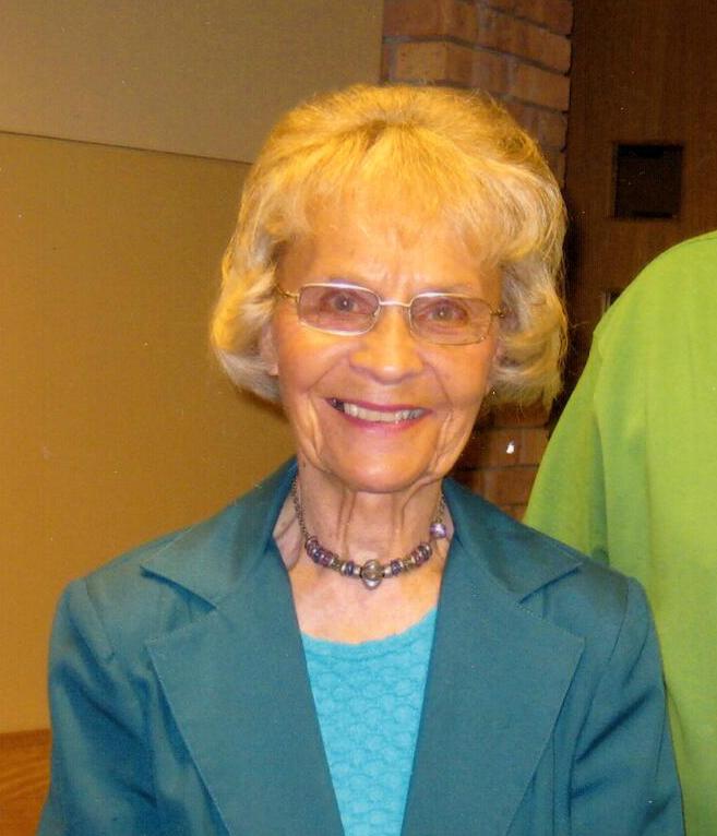 Barbara Elaine Peterson