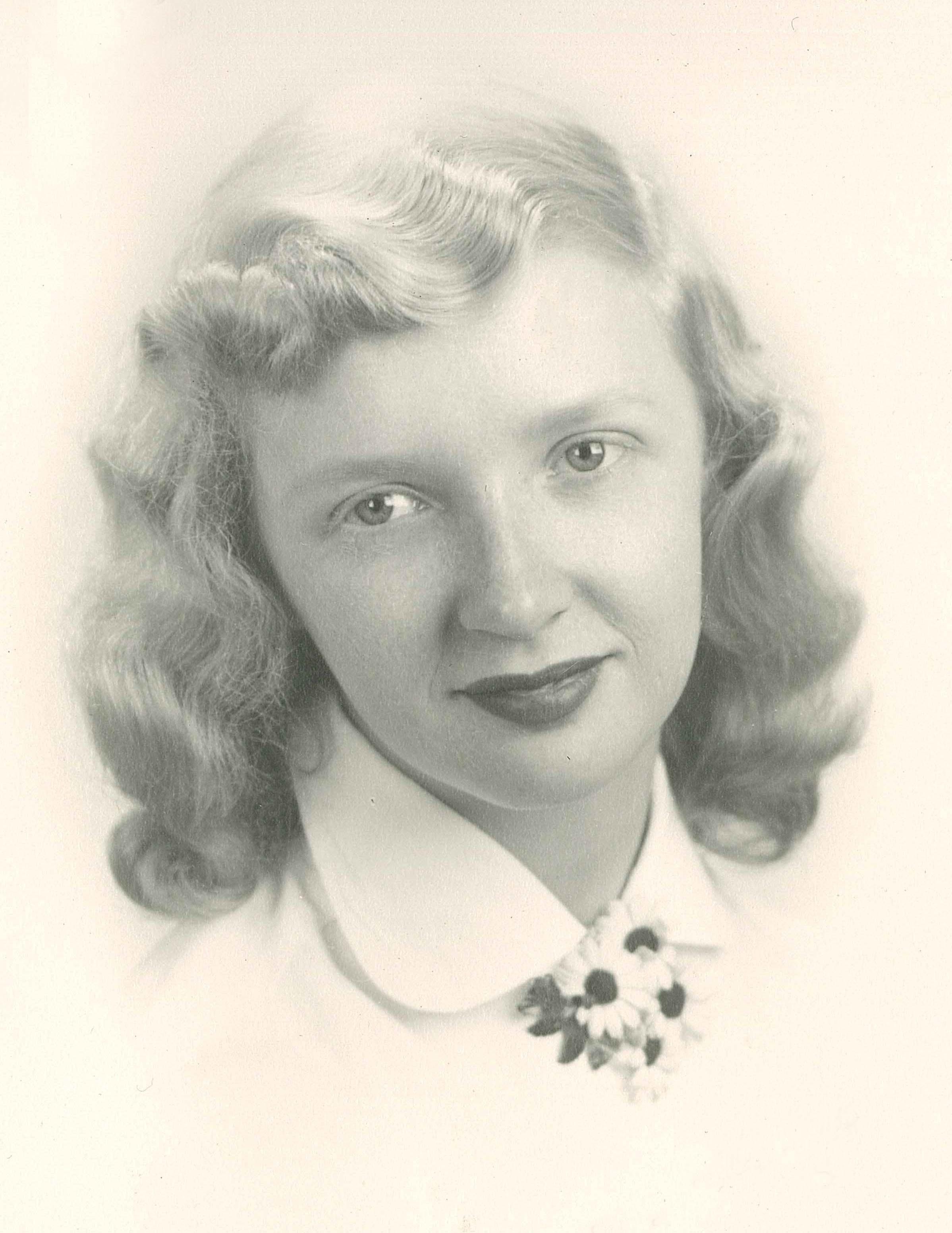 Patricia Adeline Lanahan (Greising)