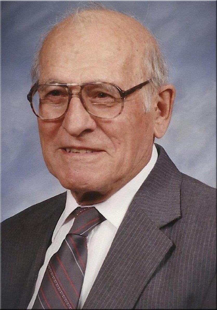 Leonard F. Blaeser