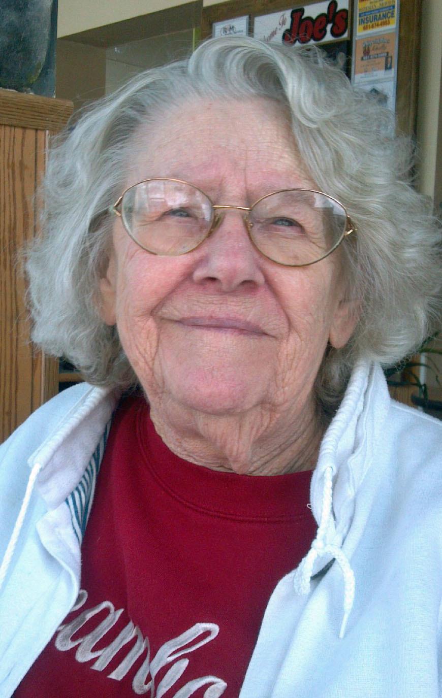 Shirley Ellen Donohue (Hildebrandt)
