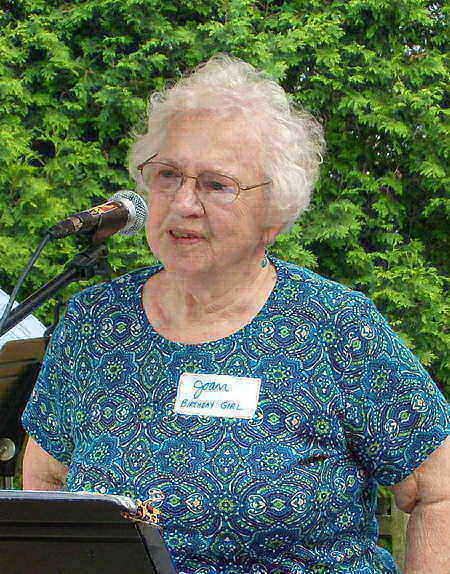 Joan M Bachleitner
