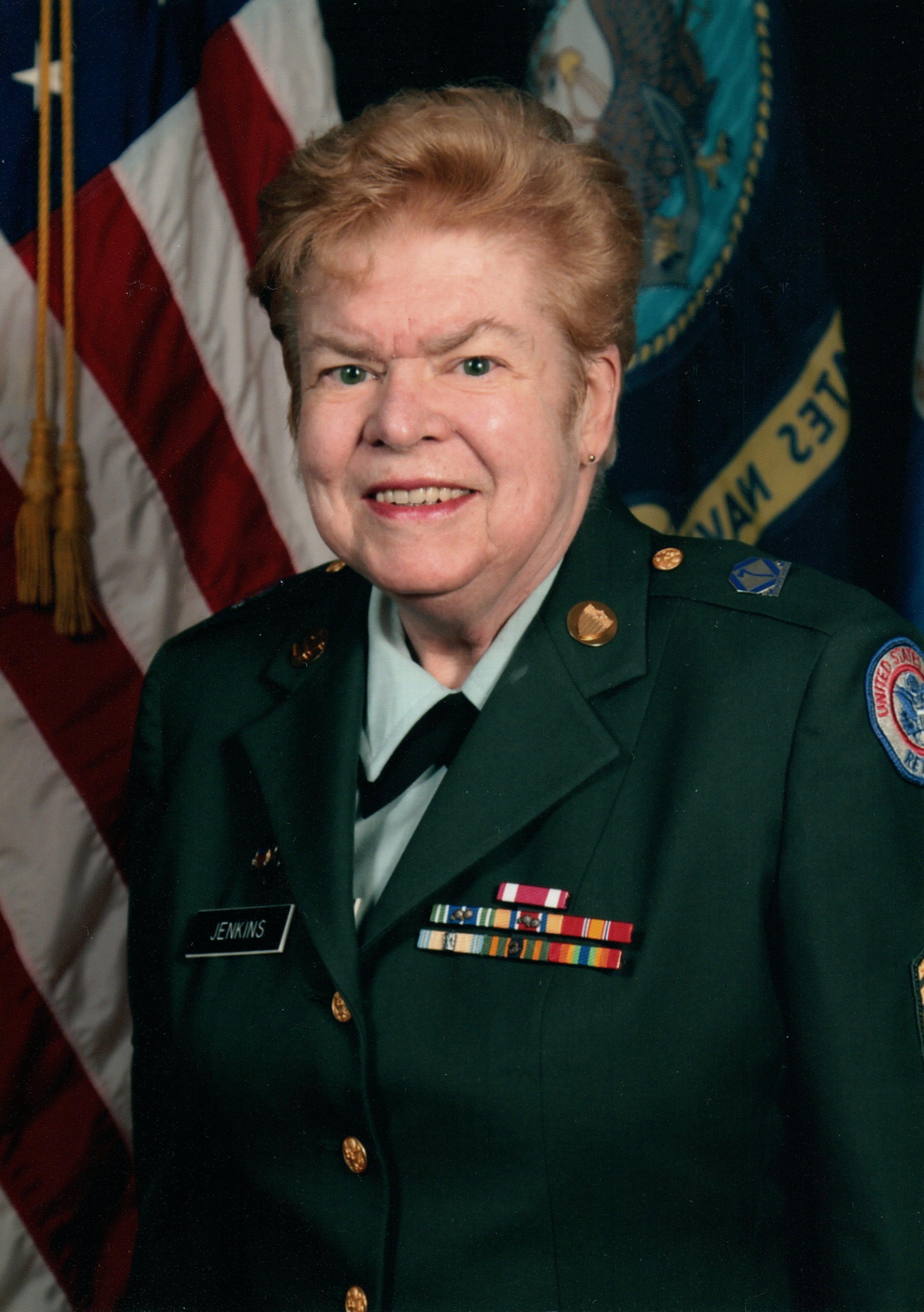 Sandra J. Jenkins