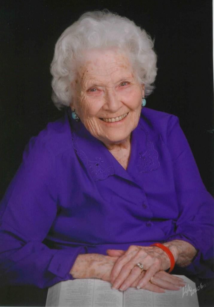 Mary Blanche Clark Badgett