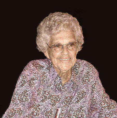 Eve Mae Foreman