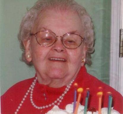 Betty  Jane Stolka