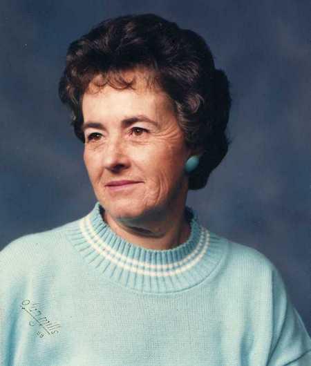 Alma  Eleene Cutlip Hannah