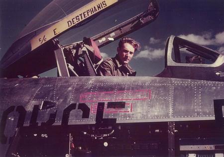 MSgt. Mervyn Frederick Porter, USAF (Ret.)