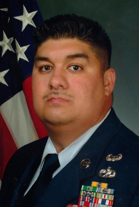 TSgt. Eric Joseph Espinosa, Sr., USAF (Ret.)