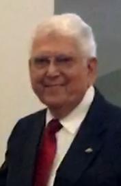 Donald Fredrick Bush