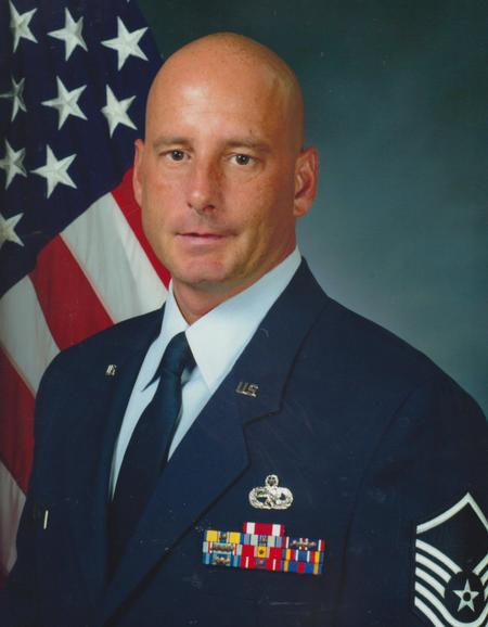 SMSgt William  Frank Ellis, USAF (Ret.)