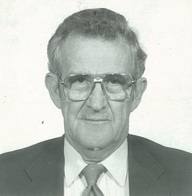 CMSgt. Charles K. Carpenter