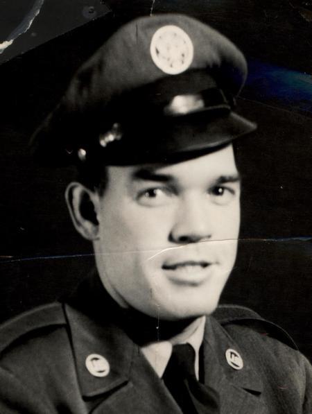 MSgt. Calvin E. Logan, USAF (Ret.)