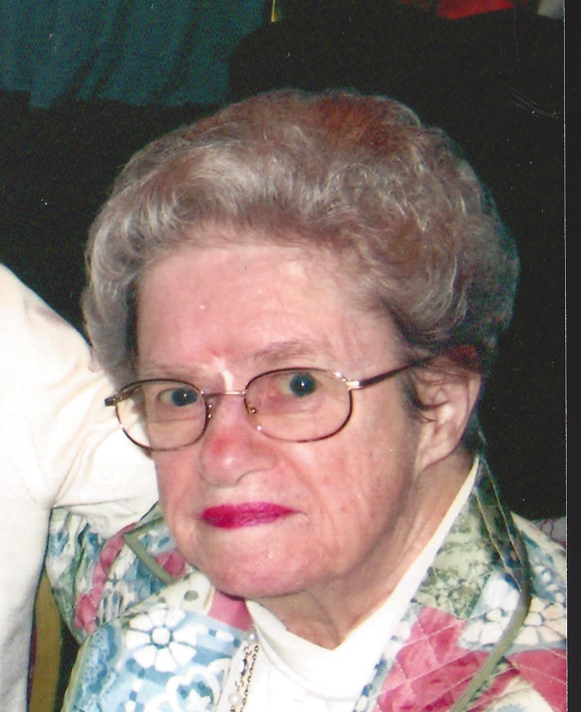 PATRICIA ROSE SCANLON