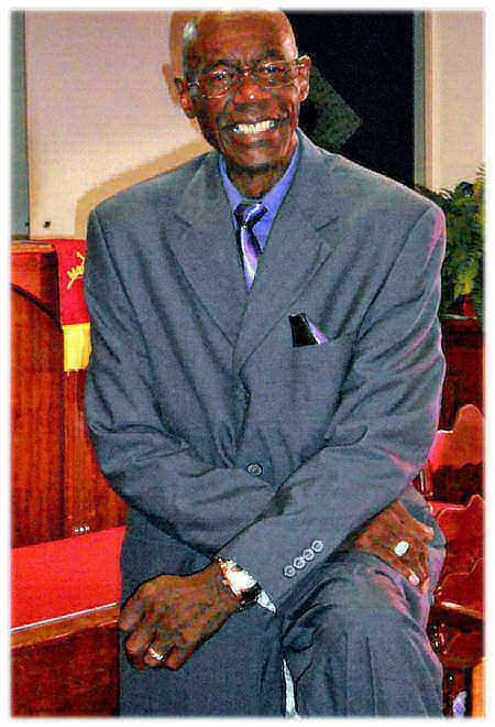 Pastor Robert M.  Jones, Sr.