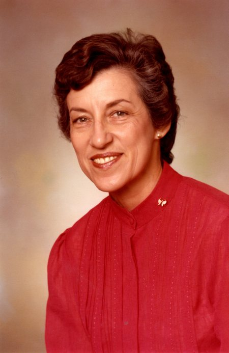 Betty Meeks Bass   Thackrey