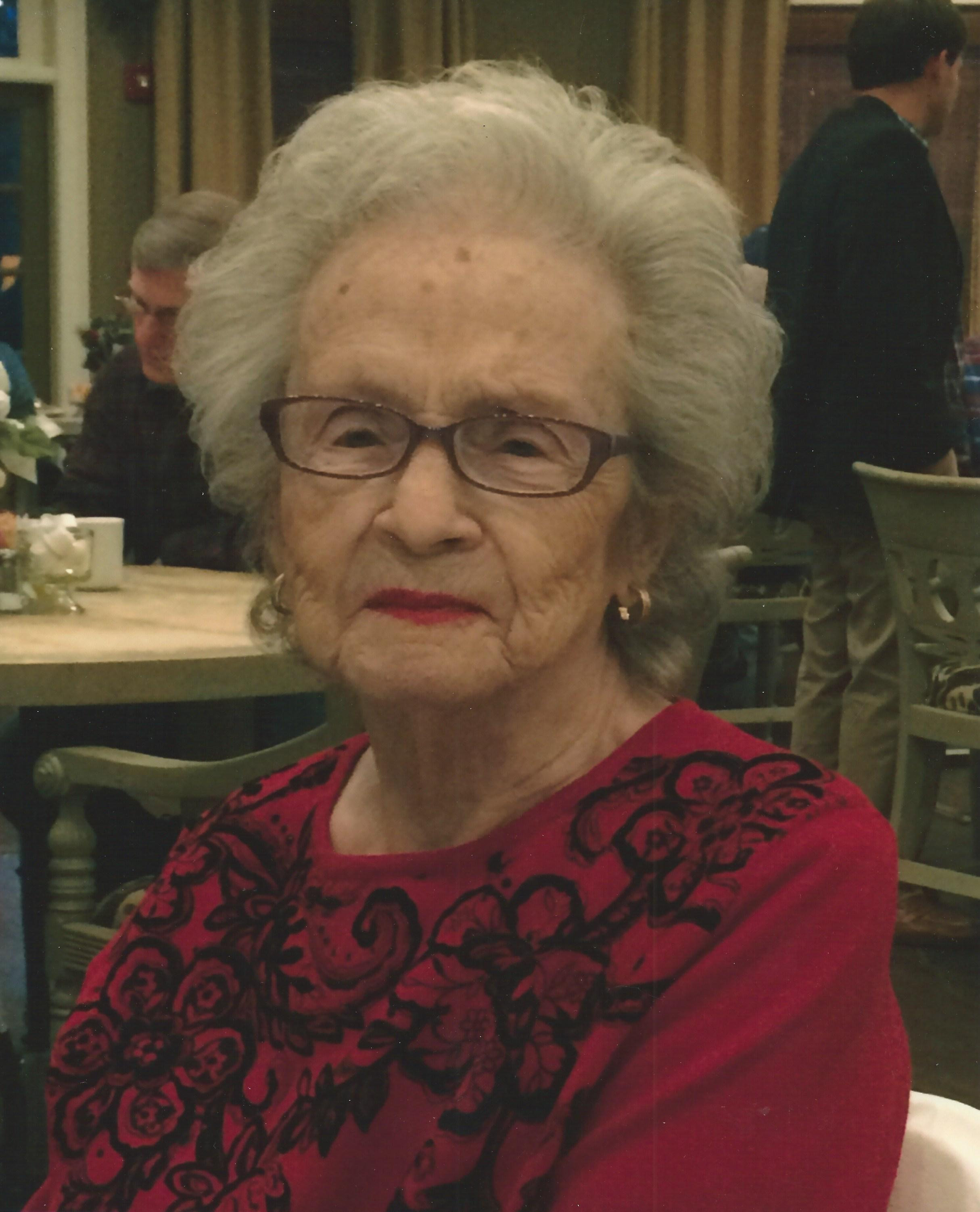 Betty Holcombe Obituary Valdosta GA