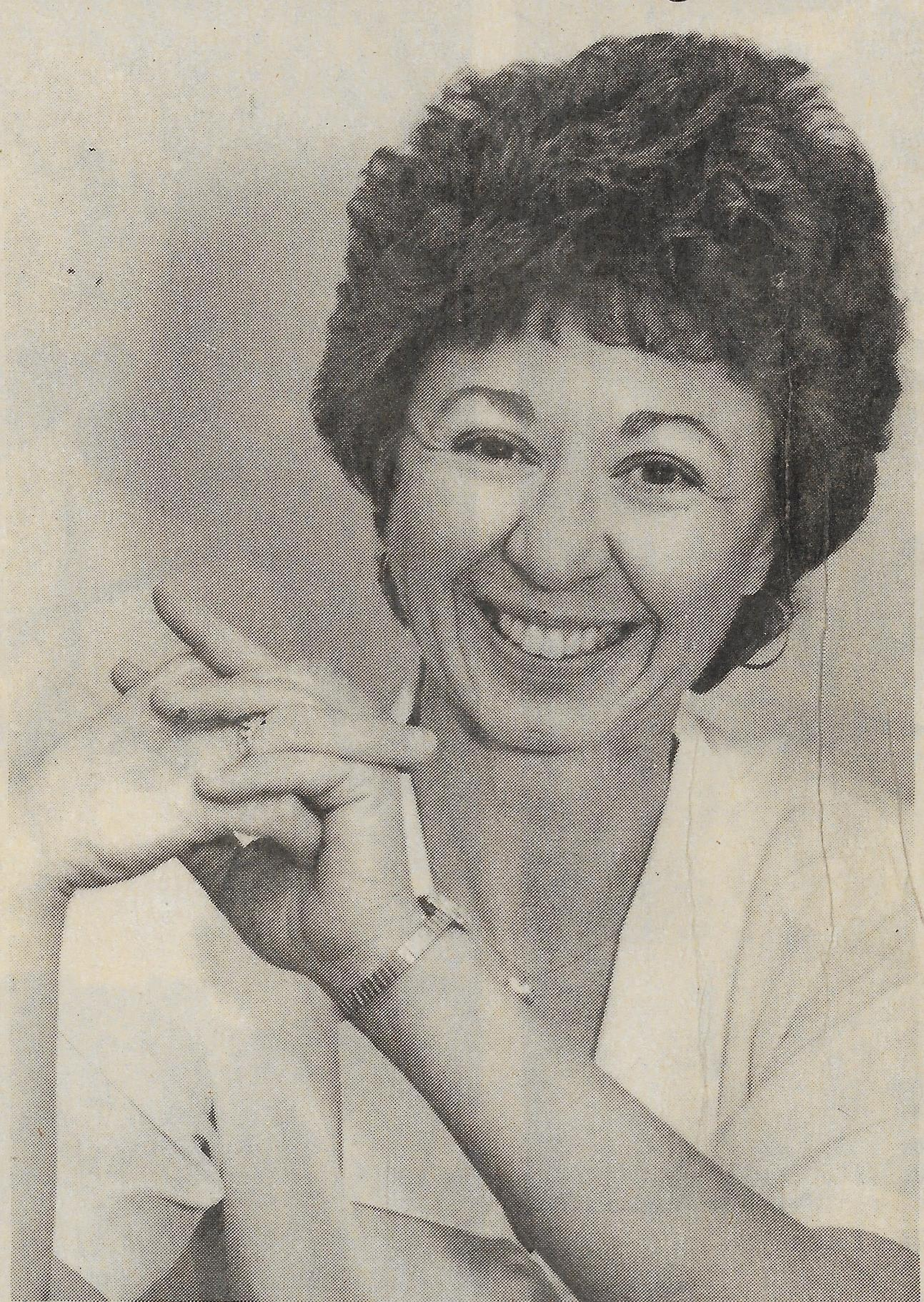 Dr. M. Elizabeth