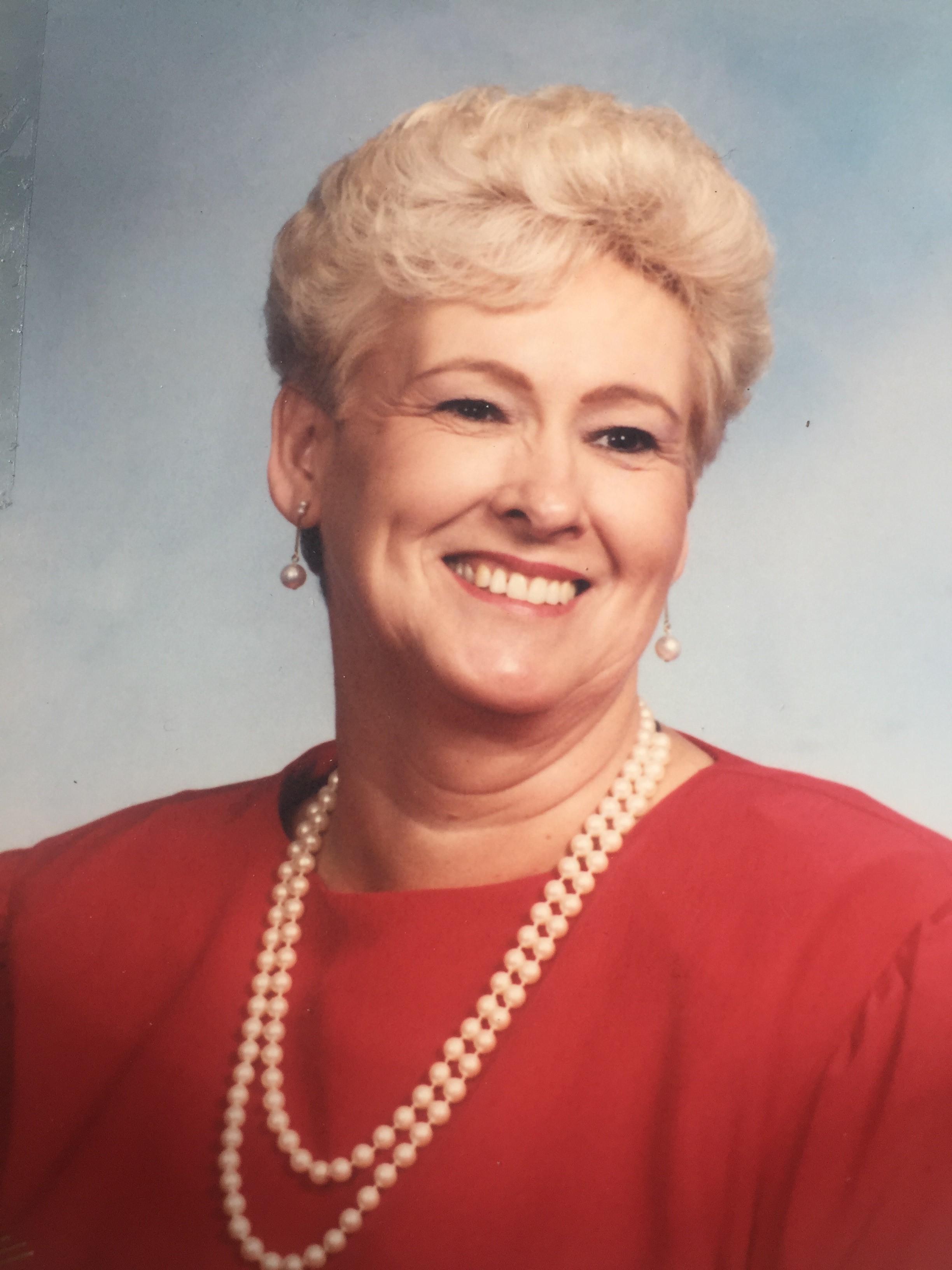 Martha Sue Peacock McMillan