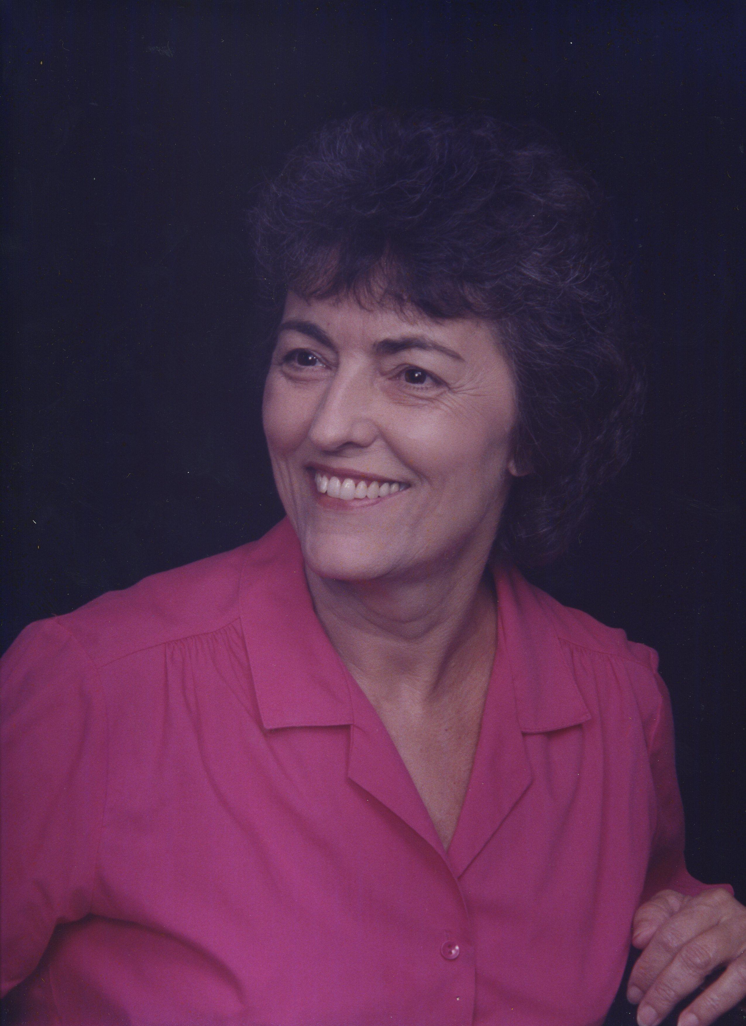 Hazel McDonald  Wetherington