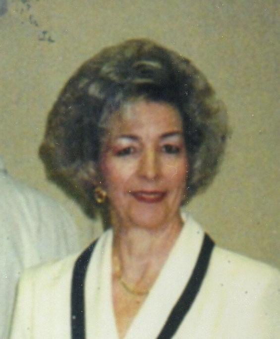 Dorothy (Dot) Harrelson  Stewart