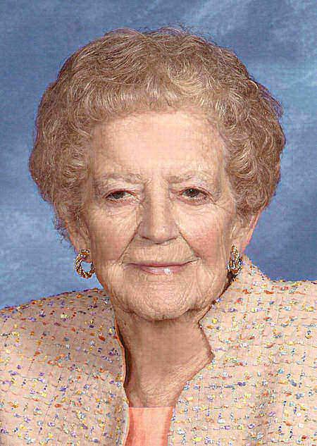 Ruth Inez Cloninger