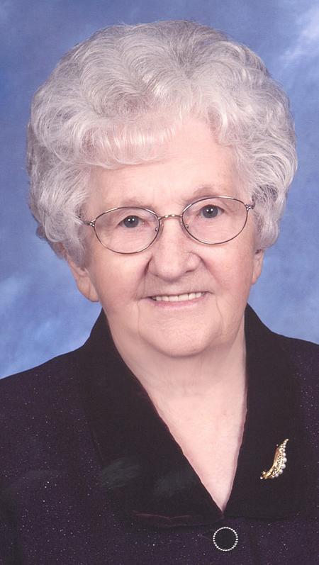 Olive Evelyn Grant