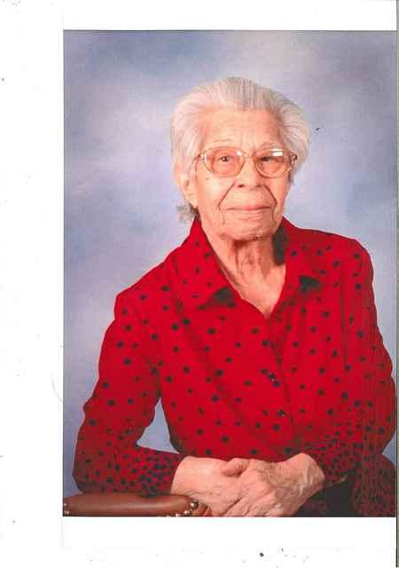 Dora Frances Gonzales