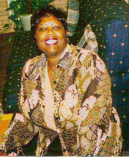 Myrtle Marie Williams