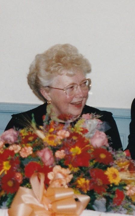 Martha Elizabeth Lent