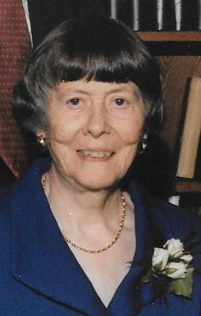 Barbara Matthews Newcombe-Weber