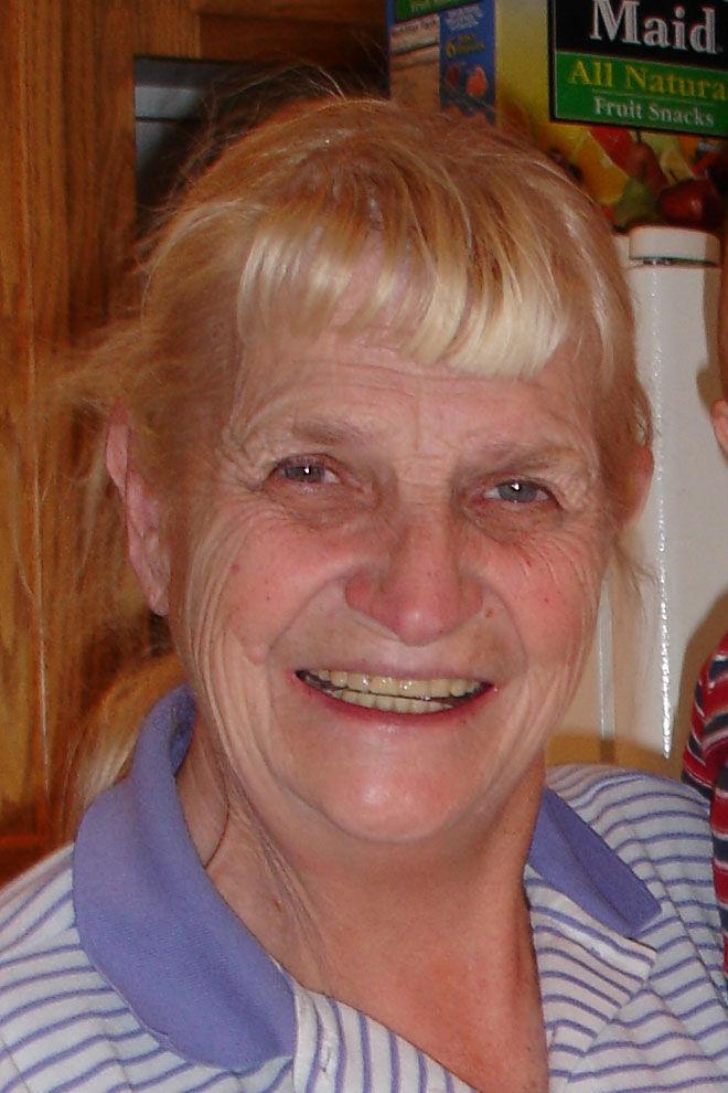 Elizabeth J. 'Betty Jo' (Fleming) Johnson