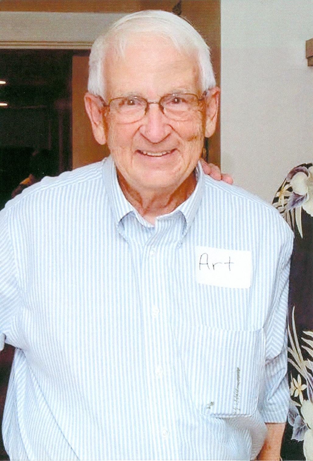 Arthur William Hazlett