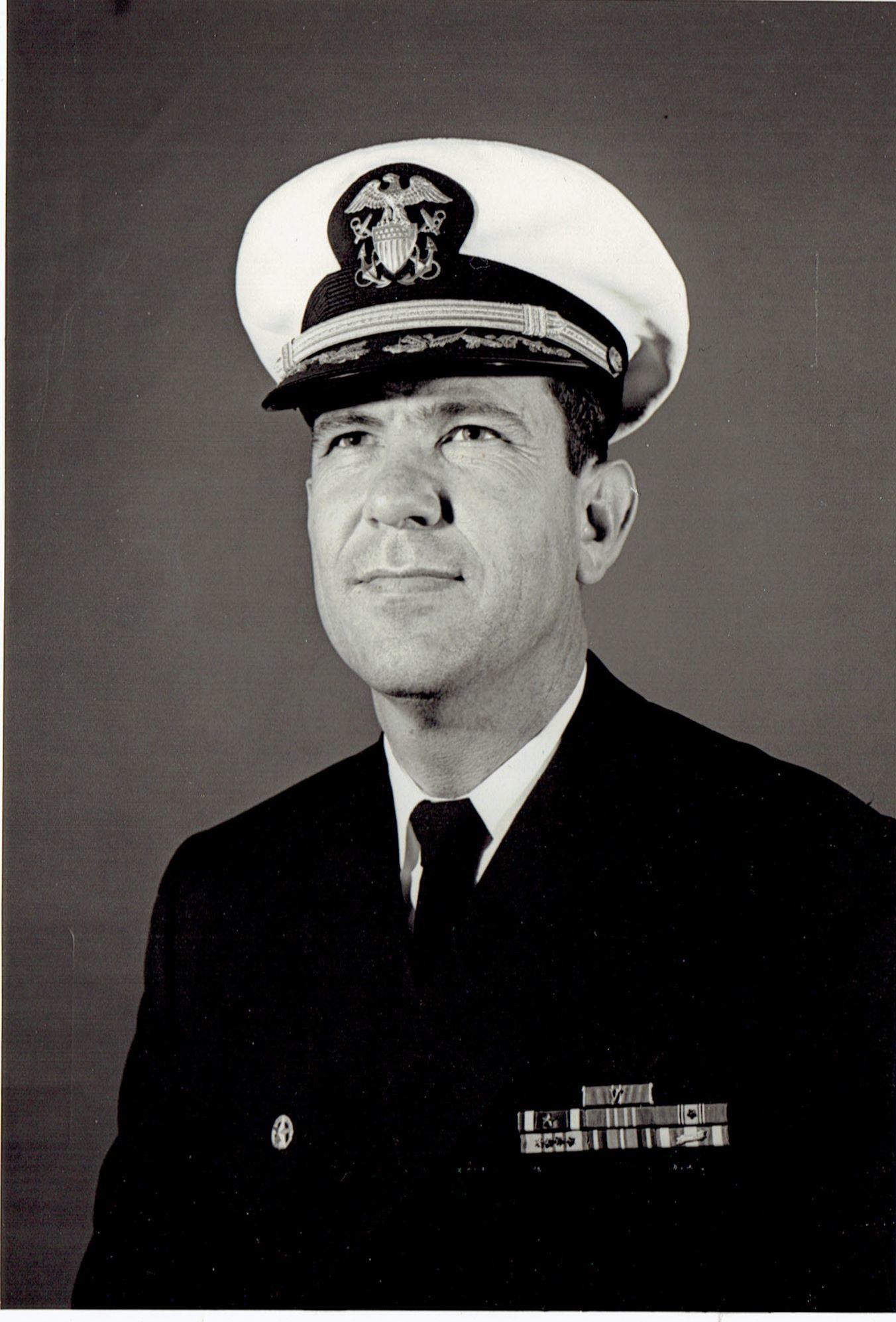 Raymond E. Helms. Jr. Capt. USN, Ret.