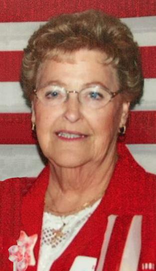 Betty Lucille  Bradshaw