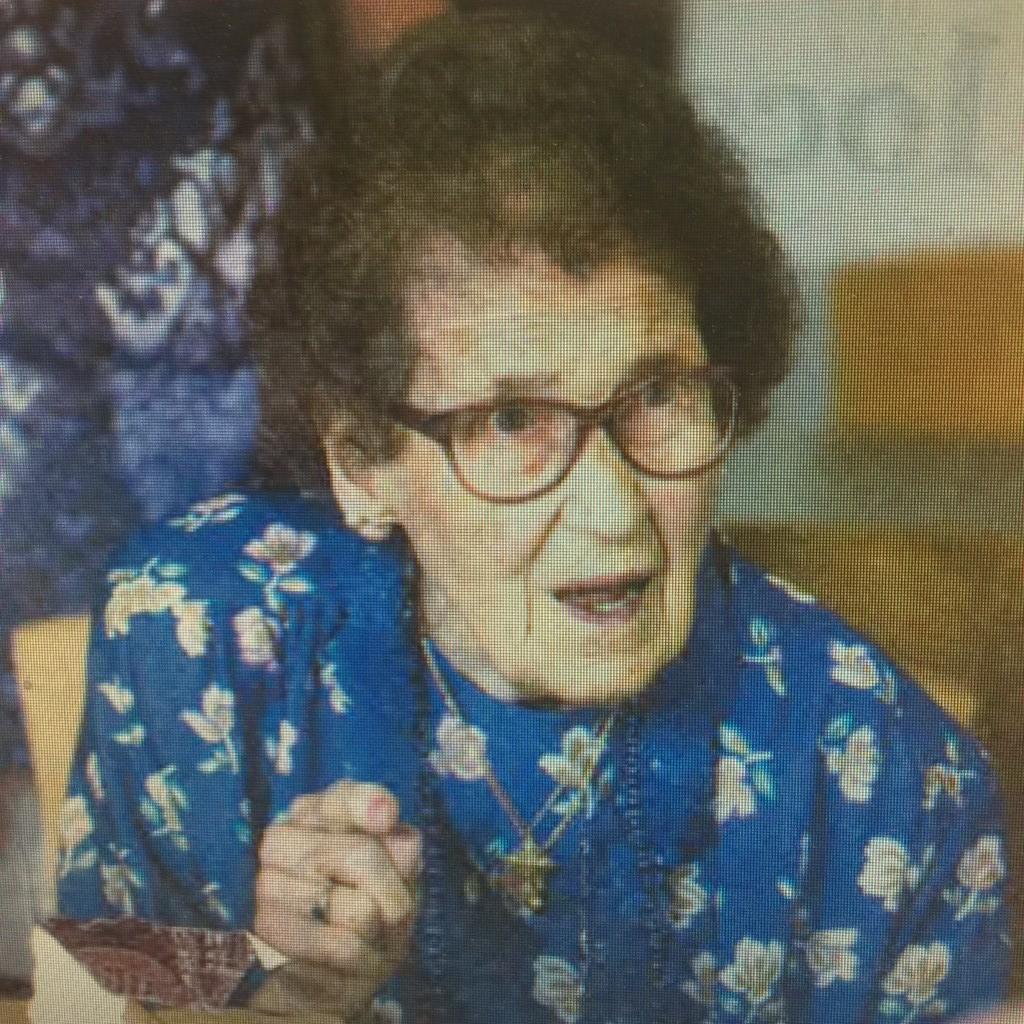 Eleanor M. Johnson