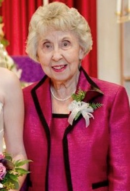 Betty Ann Hicks