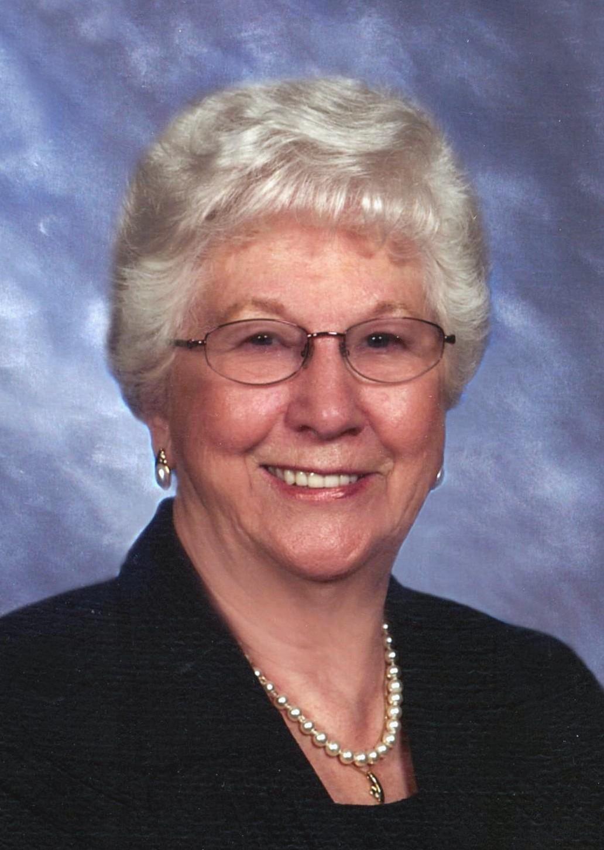 Edith Jane Davis