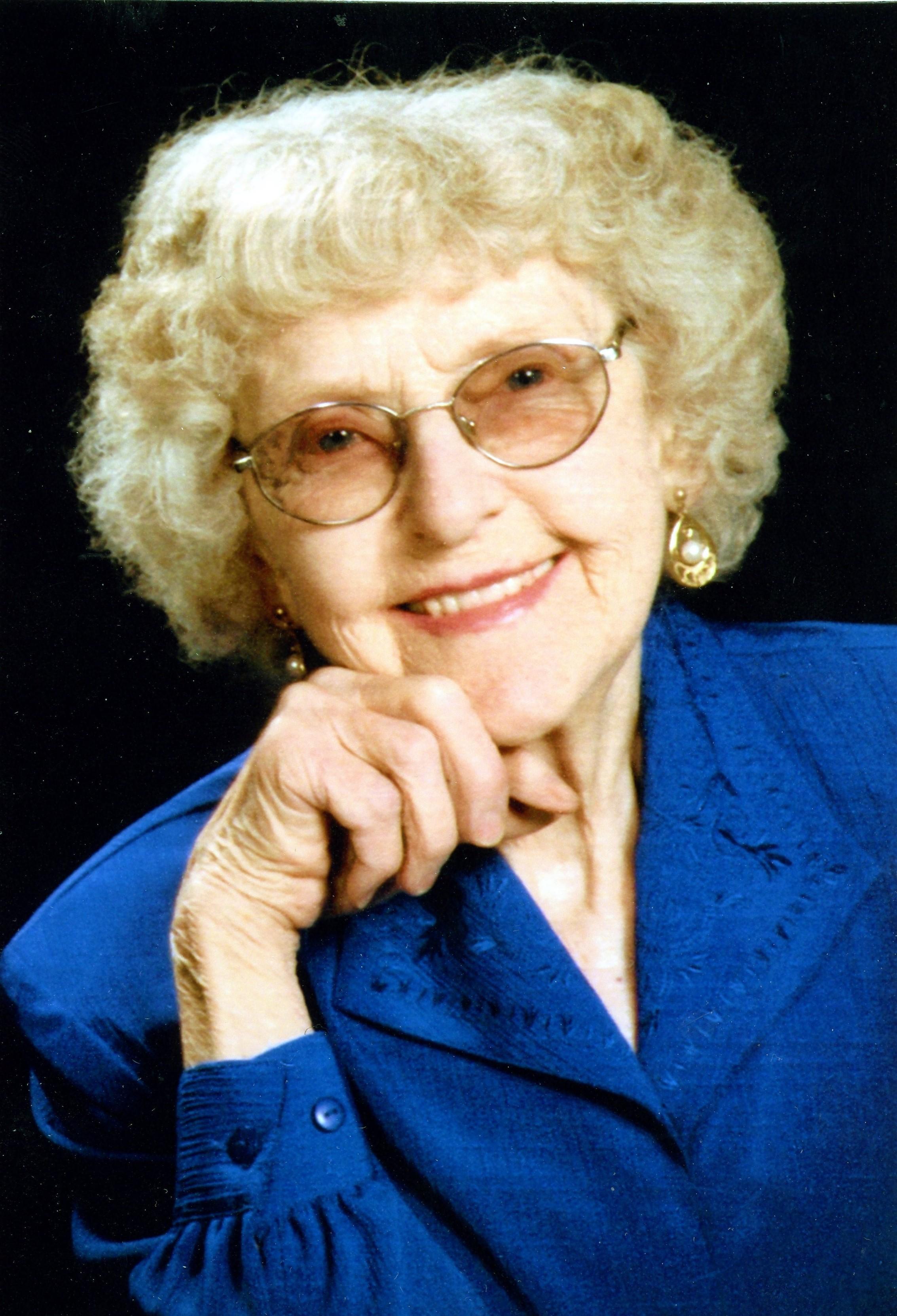 Violet Dorothy Wohlleber
