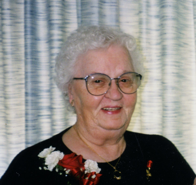 LaVergne Hilda Hedman