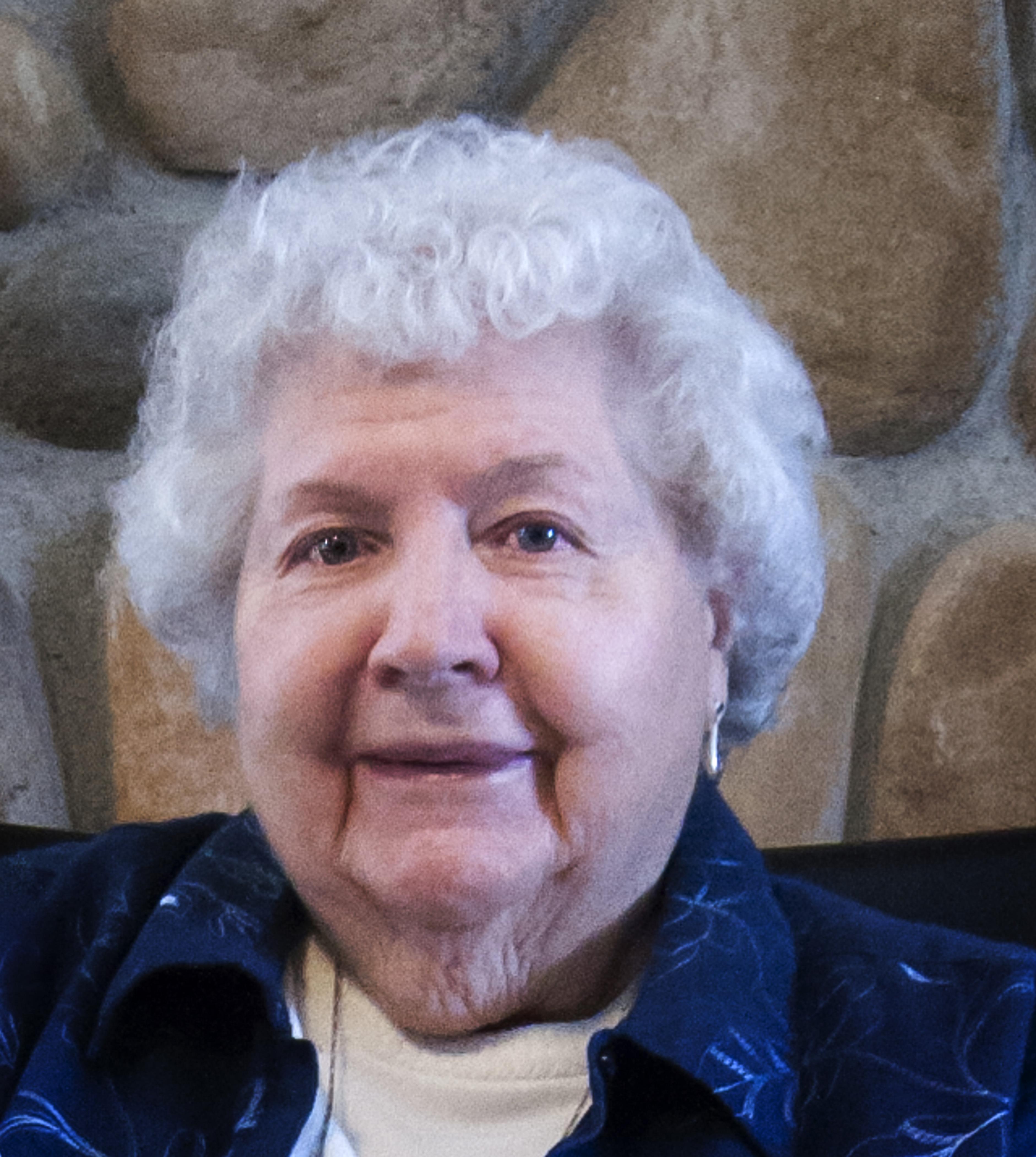 June Capener Britton