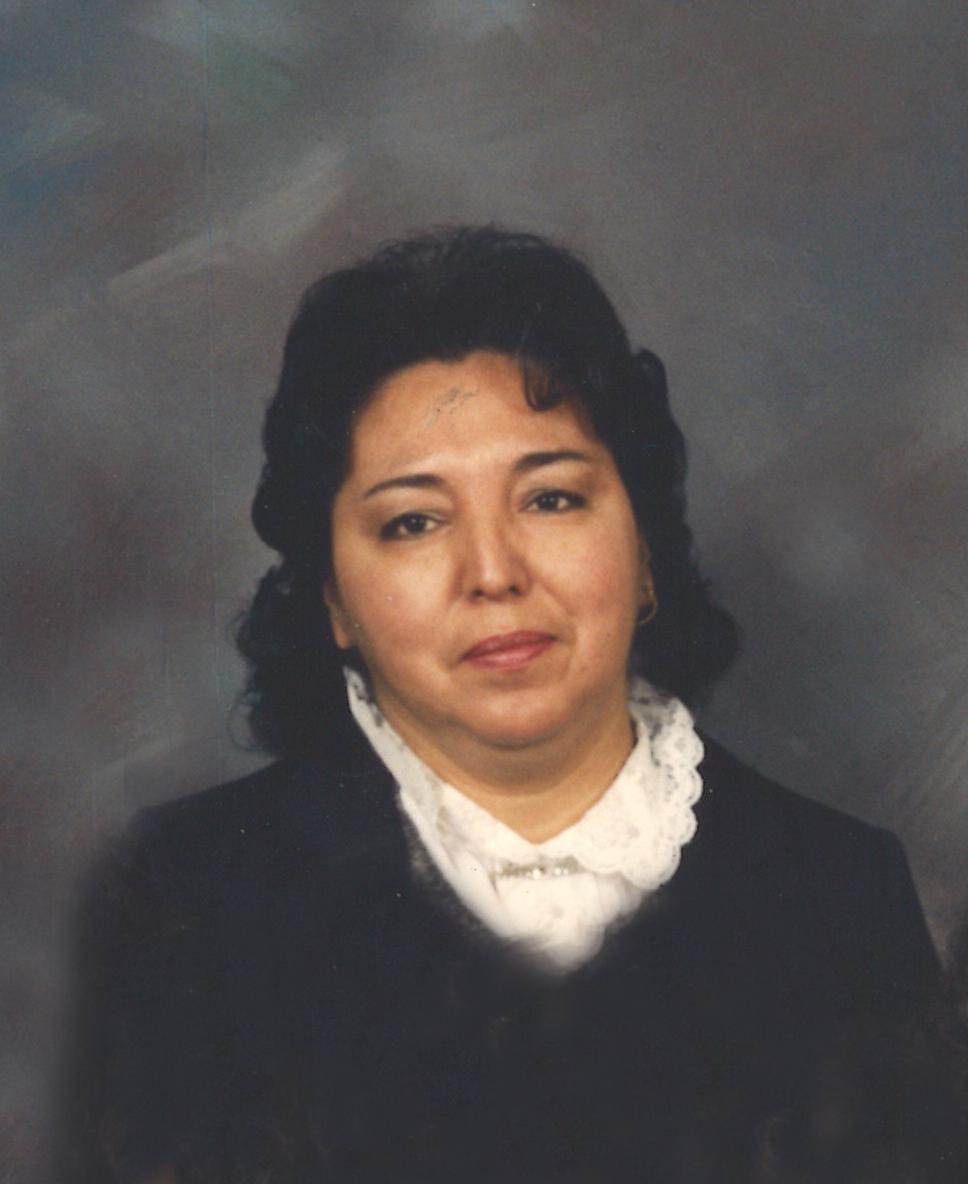 Lucy Mary Valdez Gallegos