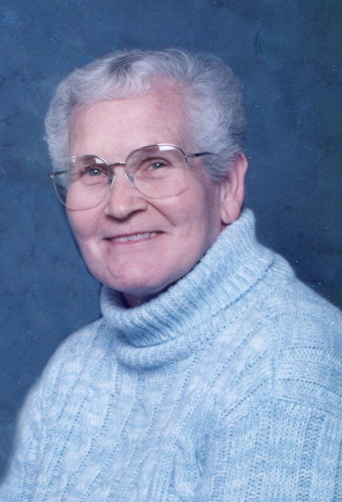 Nancy Luella Rohwer Hunsaker