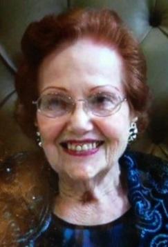 Betty Earline Robinson