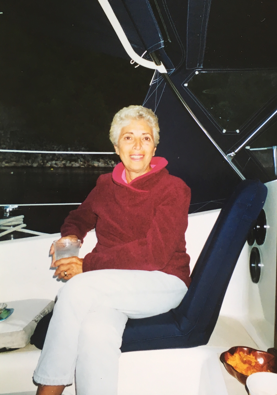 Doris Irene Smallidge