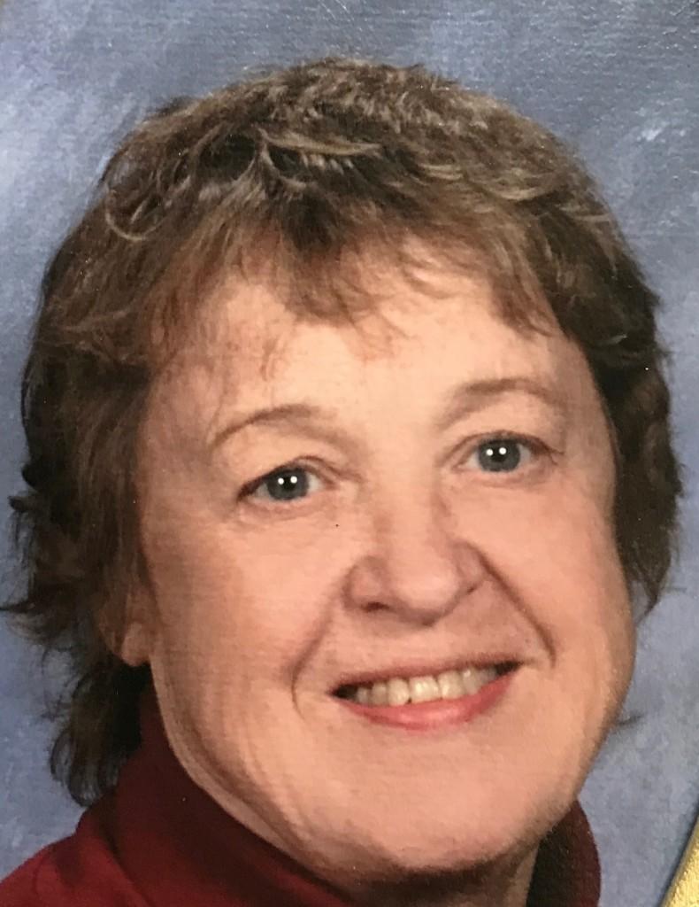 Mary Ellen  (Tossett) Christman