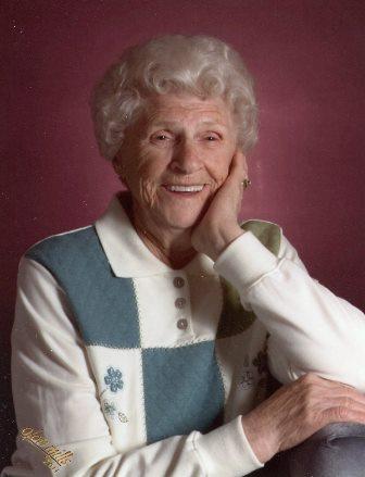 Margaret Julia Thompson