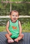 Baby Milo Flores
