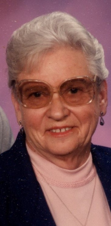 Gladys Arlene Cassiday