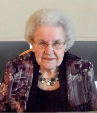 Harriet Gertrude Anderson